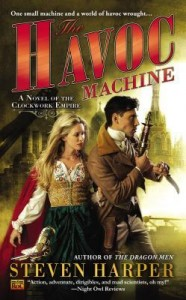 Havoc Machine Cover2
