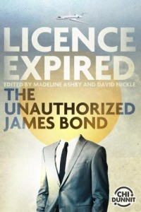 License Expired The Unauthorized James Bond