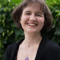 Author Stephanie Burgess