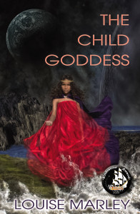 The Child Goddess Full cover.indd