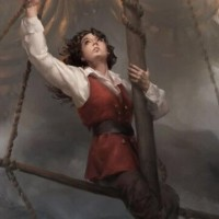 """cover image for """"The Nature of a Pirate,"""" by Cynthia Sheppard"""